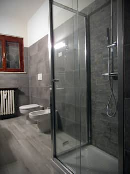حمام تنفيذ CARLO OMINI ARCHITETTO