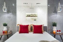 modern Bedroom by ÀS DUAS POR TRÊS