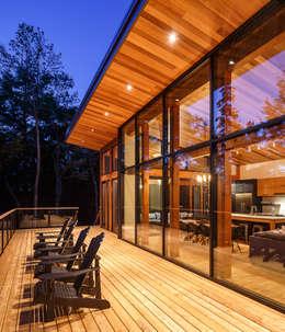 Дома в . Автор – Flynn Architect