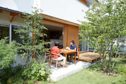 庭院 by 一級建築士事務所co-designstudio