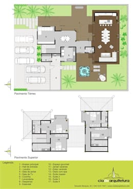 by Cia de Arquitetura