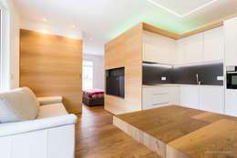 Salas de estar minimalistas por arch@lemayr-thomas
