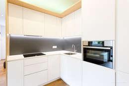 Cozinhas minimalistas por arch@lemayr-thomas