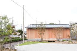 房子 by 横山浩之建築設計事務所