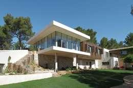 Дома в . Автор – Adrien Champsaur Architecture
