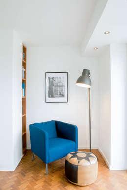 Гостиная в . Автор – Architektur Jansen