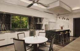 Cocina: Cocinas de estilo moderno por Estudio Volante