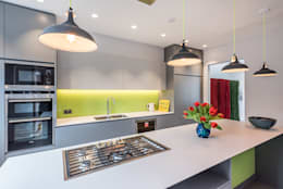 modern Kitchen by The Crawford Partnership
