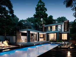 Марино хаус / Marino house: Дома в . Автор – BOOS architects