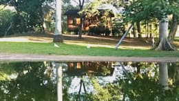 Casas de Madera : Casas de estilo rústico por WoodMade