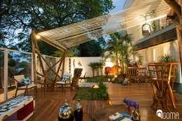 Сады в . Автор – GOMA Arquitetura
