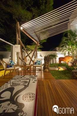 Vườn by GOMA Arquitetura