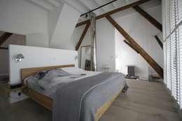 Chambre de style de stile Rural par Van der Schoot Architecten bv BNA