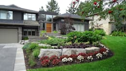Burlington Residence: modern Houses by Lex Parker Design Consultants Ltd.