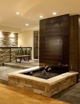 Benchscape:  Corridor & hallway by Lex Parker Design Consultants Ltd.