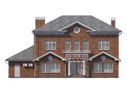 Престон_278 кв.м: Дома в . Автор – Vesco Construction