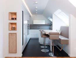 مطبخ تنفيذ Klocke Möbelwerkstätte GmbH