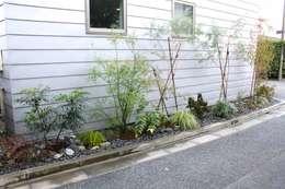 Projekty,  Ogród zaprojektowane przez Shikinowa Design