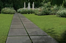 Jardines de estilo topical por ItalianGres