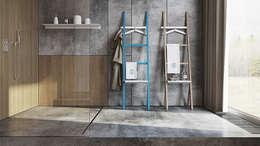 minimalistic Bathroom by Two.Six