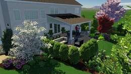 3D Rendering:   by MasterPLAN Outdoor Living