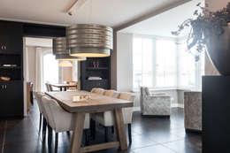 Столовая комната в . Автор – Bob Romijnders Architectuur & Interieur