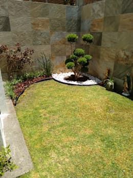 庭院 by Arqca