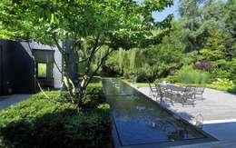 Jardines de estilo moderno por Stoop Tuinen