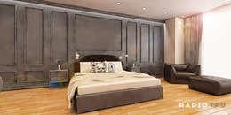 modern Bedroom by RADIO TPU
