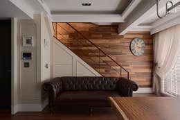 Koridor dan lorong by AIRS 艾兒斯國際室內裝修有限公司