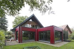 modern Houses by Architekturbüro Prell und Partner mbB Architekten und Stadtplaner