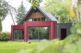 Projekty, nowoczesne Domy zaprojektowane przez Architekturbüro Prell und Partner mbB Architekten und Stadtplaner