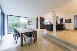 modern Dining room by Architekturbüro Prell und Partner mbB Architekten und Stadtplaner