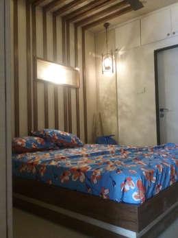 Guest bedeoom: country Bedroom by i'studio creative