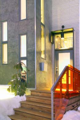 minimalistic Houses by Linebox Studio