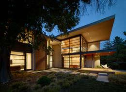 บ้านและที่อยู่อาศัย by Aidlin Darling Design