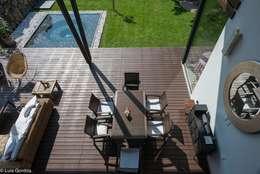 Desayunador: Terrazas de estilo  por arquitecturalternativa