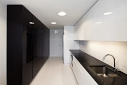minimalistic Kitchen by FMO ARCHITECTURE