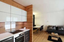 Cozinhas modernas por gianluca valorz architetto
