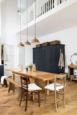 Кухни в . Автор – deVOL Kitchens