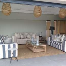 Projekty,  Taras zaprojektowane przez House of Decor