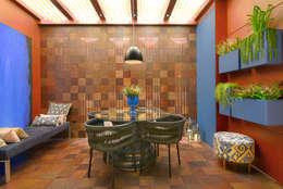 Terrazas de estilo  por Sgabello Interiores
