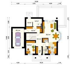Biuro Projektów MTM Styl - domywstylu.pl:  tarz Duvarlar