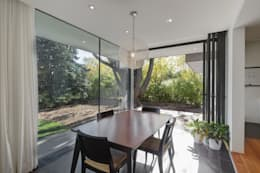 modern Dining room by dpai architecture inc