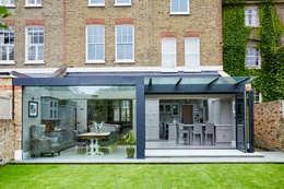 moderne Keuken door Trombe Ltd