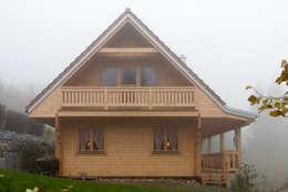 Casas de estilo rústico por Pamela Kilcoyne - Homify