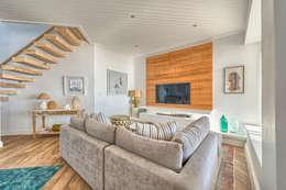 Ruang Keluarga by House Couture Interior Design Studio