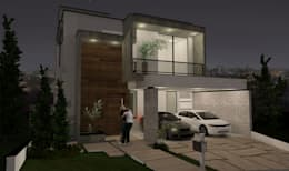 Casas de estilo moderno por projetos26