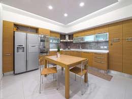 Cocinas de estilo minimalista por SANSON ARCHITETTI