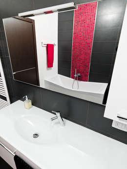 SANSON ARCHITETTI: modern tarz Banyo